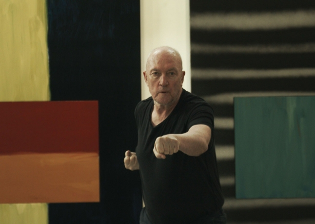Sean Scully | Faber & Bishopp